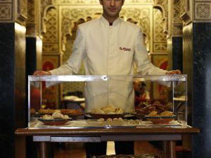 El restaurante Al- Mounia.