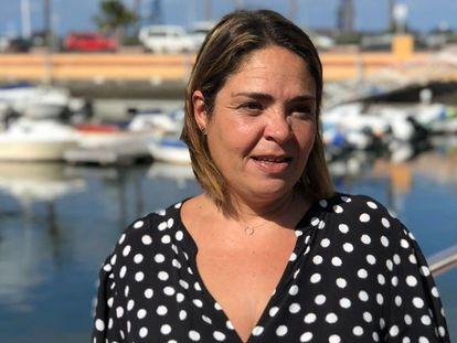 La nueva presidenta de la Coordinadora de ONG para el Desarrollo, Irene Bello. Imagen cedida.