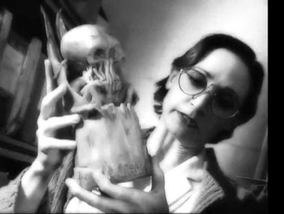 Un fotograma de 'La llamada de Chtulhu', adaptación del relato de Lovecraft.