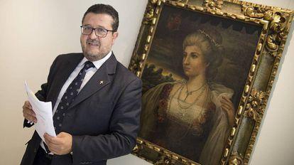 El juez Francisco Serrano, este jueves en Sevilla.