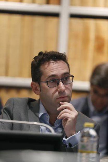 Mario Sánchez Fernández. Corporate Industrial Director en Grupo Antolín