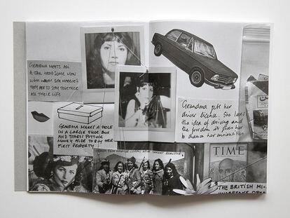 Imagen del libro 'Freedom Is Not Free', de Mashid Mohadjerin, publicado por la Real Academia de Bellas Artes de Amberes.