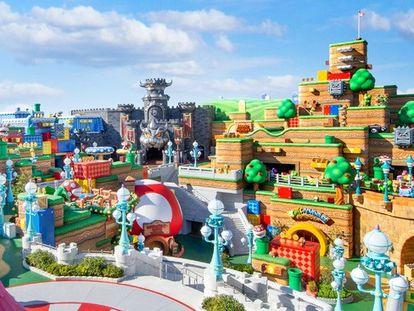 Super Nintendo World UNIVERSAL STUDIOS JAPAN 30/11/2020