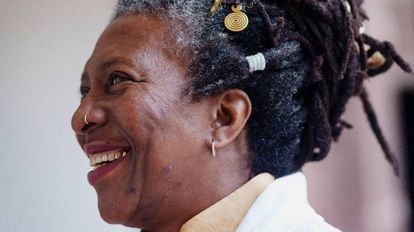 La catedrática camerunesa Frieda Ekotto.