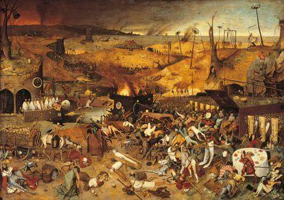 'El triunfo de la Muerte', de Pieter Bruegel el Viejo.