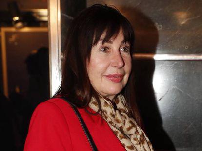 Carmen Martínez Bordiú, en Madrid, en octubre.