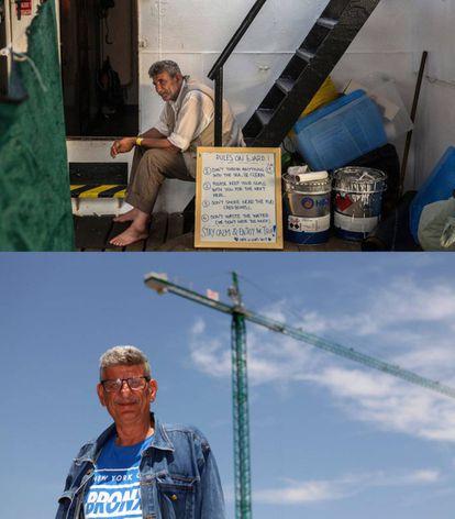 El sirio Houssein ha comenzado una nueva vida en Reus.