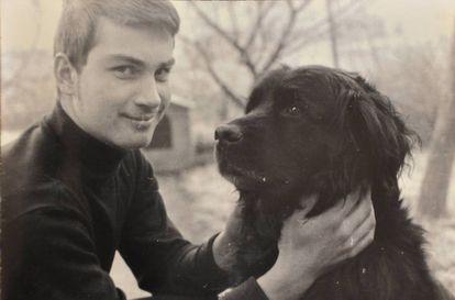 Heinz Schmitz, en su juventud.