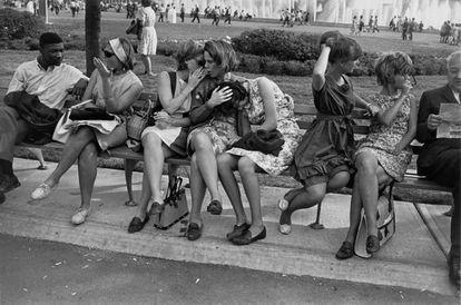 Garry Winogrand, 'Exposición Universal de Nueva York', 1964.
