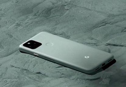 Google Pixel 5. GOOGLE OFICIAL 30/09/2020