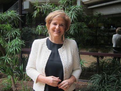 La periodista Pilar Rahola en una imagen de archivo.