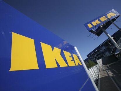 Una tienda de la multinacional Ikea