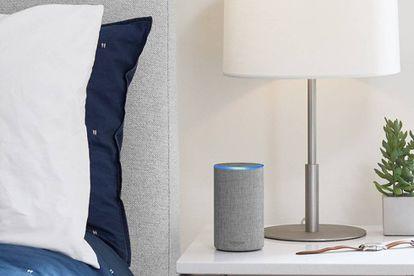 El altavoz inteligente de Amazon.