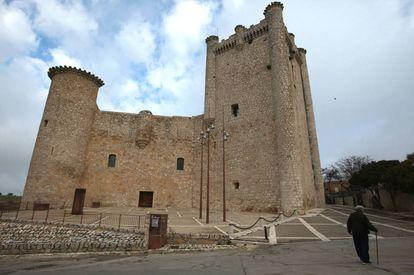 El castillo de Torija (Guadalajara), construido en el siglo XIV.