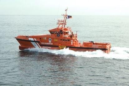 Imagen de la Guardamar 'Talía', de Salvamento Marítimo.