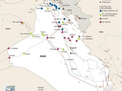Fuentes: Reuters, World Energy Atlas, Oryx Petroleum.