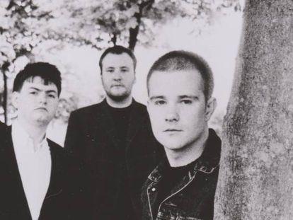 El quinteto inglés Bradford.