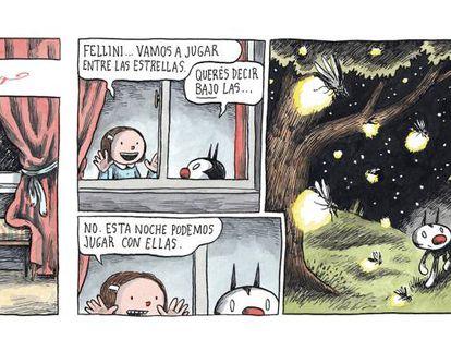Jugar entre las estrellas