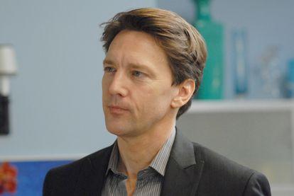 Andrew McCarthy, en un capítulo de 'Mujeres de Manhattan', en 2007.