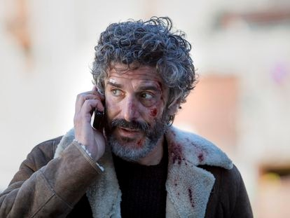 Leonardo Sbaraglia, protagonista de 'Félix'.