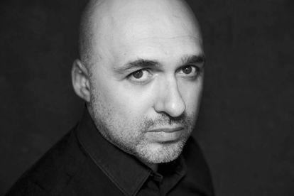 El autor Nicolás Melini.