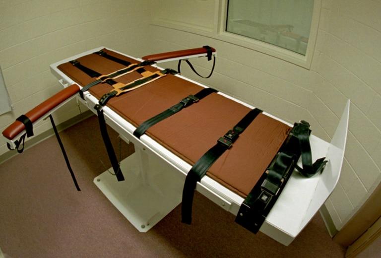 Camilla donde se aplicaba la pena de muerte en Colorado.
