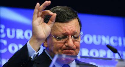 Jose Manuel Barroso en una imagen de archivo.
