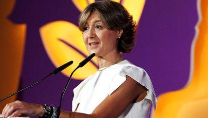 La ministra de Agricultura, Alimentación y Medio Ambiente en funciones, Isabel García Tejerina.