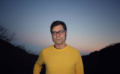 El escritor Miqui Otero.