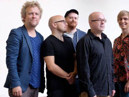 Atomic, grupo de jazz libre escandinavo que encabeza el cartel del festival.