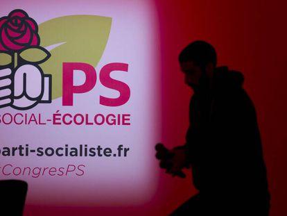 El PS francés celebra su congreso en Aubervilliers, en las afueras de París