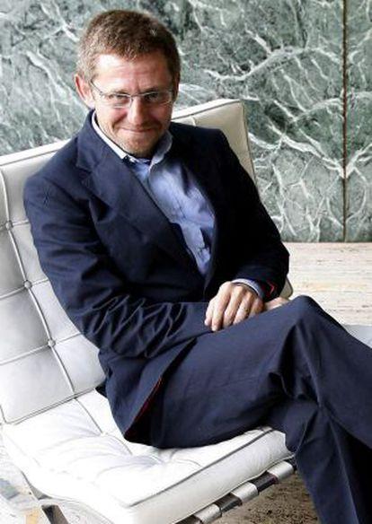 El arquitecto Luis Moreno Mansilla.