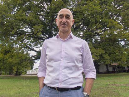 El agrónomo español Jesús Quintana García, en una foto cedida por el Centro Internacional de Agricultura Tropical.