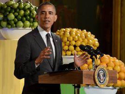 El presidente de EE.UU. Barack Obama. EFE/Archivo