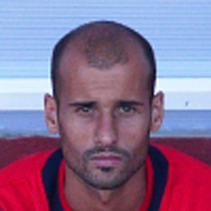 Mikel Rico, centrocampista del Granada.