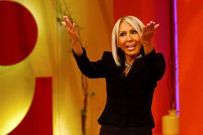 La presentadora Laura Bozzo, en una imagen de archivo.