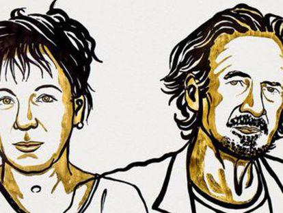 El jurado vuelve a apostar por dos autores europeos frente a las quinielas que apuntaban a escritores de lugares poco representados en la historia del galardón