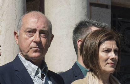 Alfonso Novo, sucesor de Barberá al frente del PP de Valencia e investigado en Taula.