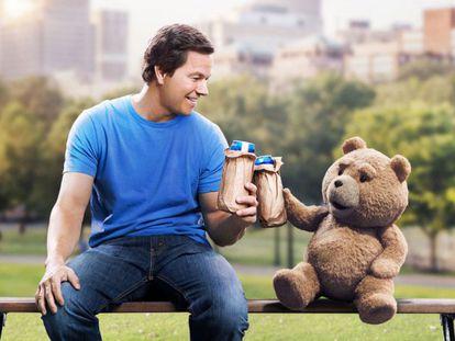 Vuelve el oso fiestero, bebedor y mujeriego