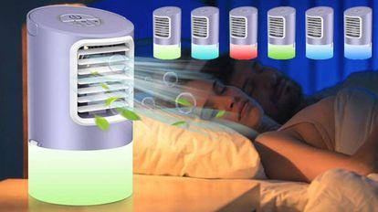 Probamos cuatro aparatos enfriadores de aire para el hogar y elegimos el mejor.
