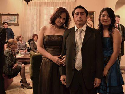 Fernando Bacilio interpreta al juez Constantino Zegarra.