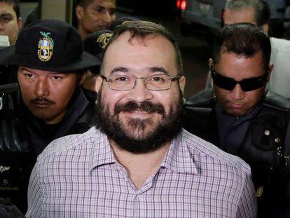 Duarte, en una foto de junio de 2017.