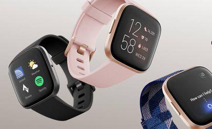 Los relojes de Fitbit