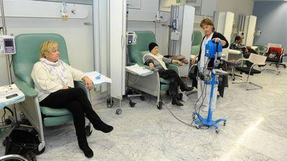 Unidad de Investigación en Terapia Molecular del Cáncer de Vall d'Hebron.