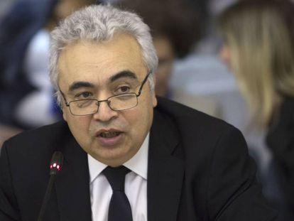 Fatih Birol, director ejecutivo de la Agencia Internacional de la Energía, en una fotografía tomada en Roma, en octubre pasado.