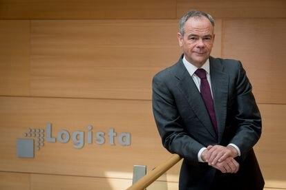 Íñigo Meirás, consejero delegado de Logista.