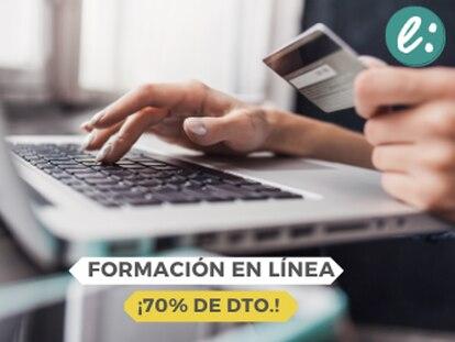 Especialización en Ecommerce y Omnicanalidad. ¡70% de dto.!