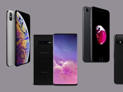 Encuentra estos móviles renovados y otros dispositivos en la Amazon Renewed Week.