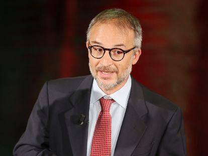 El científico italiano Stefano Mancuso conversa con el periodista Francesco Manetto sobre su último libro 'La nación de las plantas'.