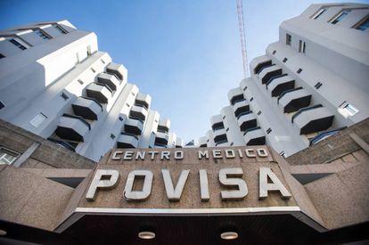 Hospital Povisa en Vigo, en preeconcurso de acreedores.